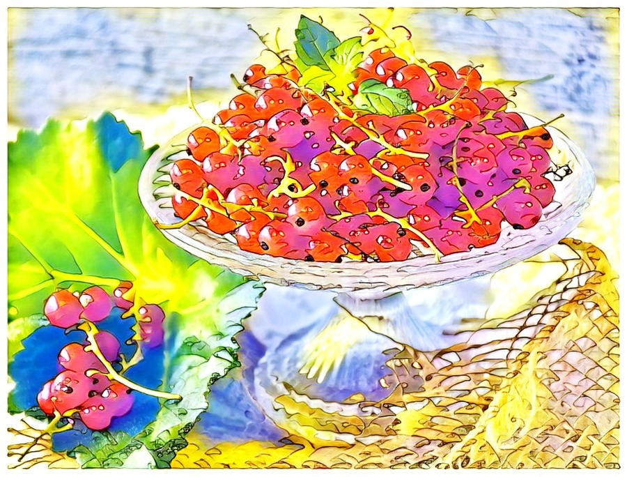 A Better Bowl Of Berries Spring Dream