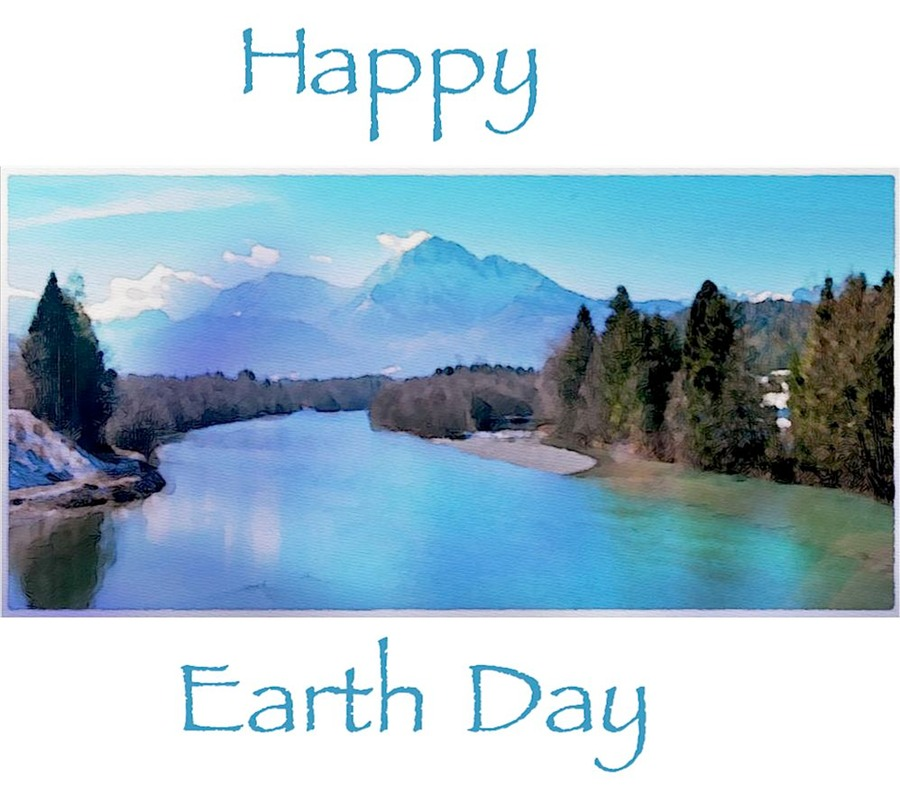 Happy Earth Day WC